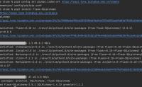 Mac pip3设置国内源