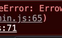 es6 函数值不符合要求时抛出错误