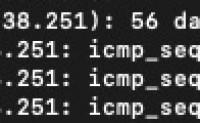 linux 检测网络是否通畅