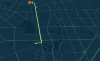高德地图 3d地图 轨迹回放